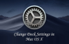 How to Change Dock Settings in Mac OS X